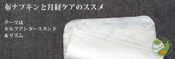 布ナプキンのやさしい使いかたガイド